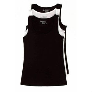 Felina Tops - Felina Cotton Stretch Layering Tank Top 3 PACK